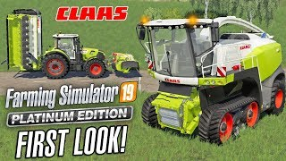 Farming Simulator 19 PLATINUM EDITION | First Look Gameplay