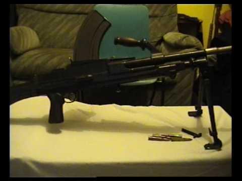 Deactivated Bren Light Machine Gun (MK1 1942)