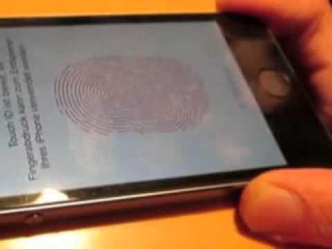 CHAOS COMPUTER Club breaks Apple TouchID hacking iphone 5s Fingerprint scan