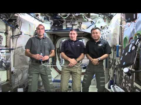 NASA Administrator Bolden Calls Orbital Sciences and ISS Crew on Success of Cygnus Arrival