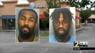 Ex-NFL player accused in armed robbery of cellphone store