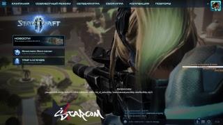 Starcraft 2 | BratOK| SC2 Вечерний ладдер Q(._.Q)