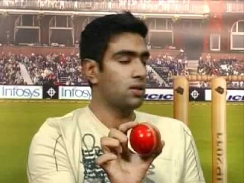 RAVICHANDRAN ASHWIN on INNOVATION
