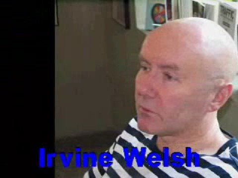 Irvine Welsh-Crime-Bookbits author interview
