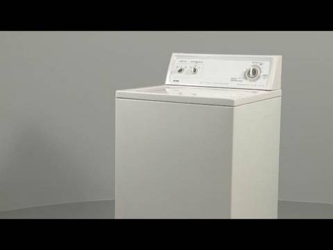 Whirlpool/ Kenmore Direct Drive Washer Disassembly