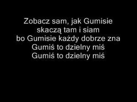 Gummi Bears - Polish! video