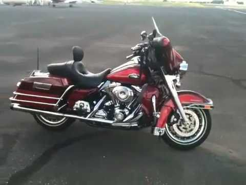 Harley Davidson Electra Glide Ultra Classic Without Tour Pack