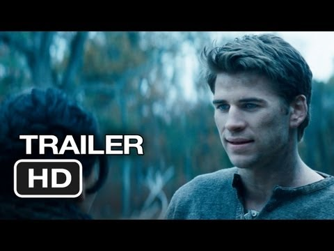 The Hunger Games: Catching Fire TEASER TRAILER 1 (2013) - Jennifer Lawrence Movie HD
