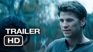 The Hunger Games: Catching Fire (2013) - Official Trailer