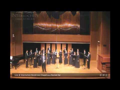 Interlochen Arts Academy (IAA) Chamber Singers Concert