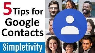 5 Ways to Get More Out of Google Contacts (Tips & Tricks)