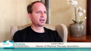 Laren Hirst, Owner of Physical Therapy Specialties
