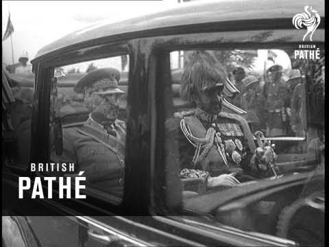 Selected Originals - Tito's Visit To Ethiopia (1956)