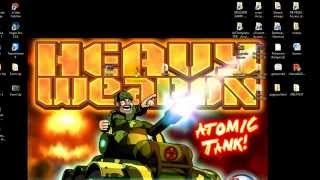 Descargar Heavy Weapon Full y Portable - Español + Gameplay | HD