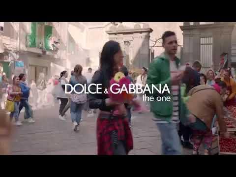 Emilia Clarke for Dolce & Gabbana