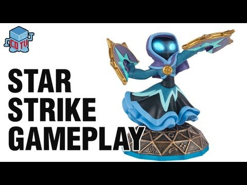 COTV - Skylanders Swap Force STAR STRIKE Gameplay E3M13