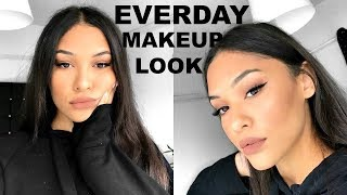 MY EVERYDAY MAKEUP ROUTINE | Sian Lilly