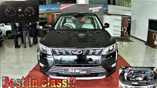 Mahindra Xuv300    In-Depth Review    Speedometer    Infotainment system