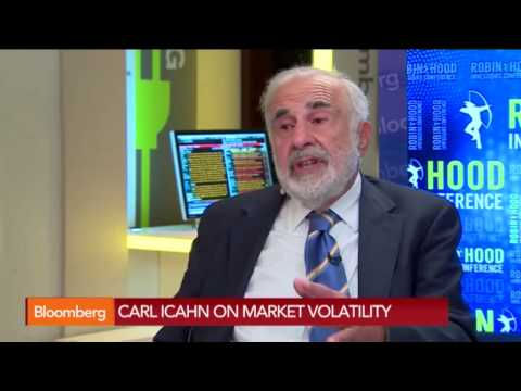 Carl Icahn: Markets Better Than 2008, Still May `Break'