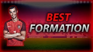 FIFA 18 Portugal - Best Formation Best tactics and Instructions