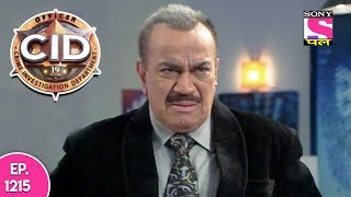 CID - सी आ डी - Episode 1215 - 29th October, 2017