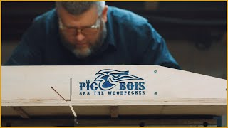 Making a Crosscut Sled (with Veritas hardware)