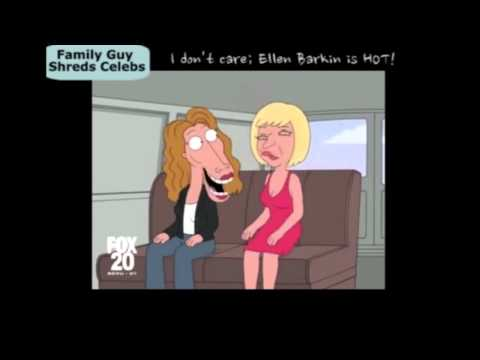 Family Guy - Ellen Barkin