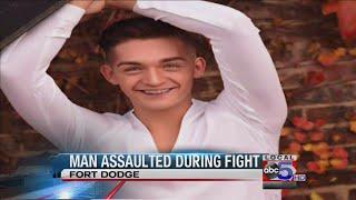 Assault seriously injures a Fort Dodge man