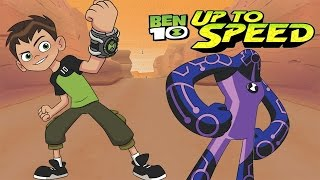 Ben 10: Up to Speed - All Upgrade Transformations (so far) Gameplay
