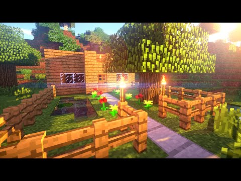 Best House Dimensions - Minecraft - How to make a fast and easy house!