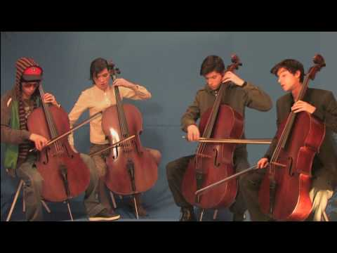 Quatuor de violoncelles ( cello cordes strings quartet musique de chambre) Music Videos