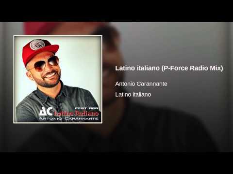 Latino italiano (P-Force Radio Mix)
