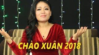 [BẤT NGỜ] Trò Chuyện cùng ca sĩ Anh Thơ Dịp Xuân Mậu Tuất 2018 - Con Đường Âm Nhạc