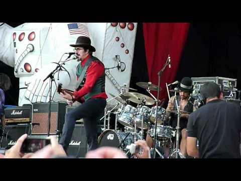 2010.12.05 - My Name is Mud - Primus - Estadio Bicentenario - Santiago, Chile (HD)