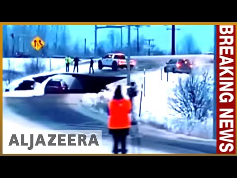 🇺🇸US: Magnitude 7.0 earthquake rocks Alaska l Al Jazeera English