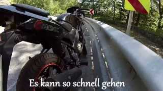 CBR 125 Crash // RIDE SAVE ! //