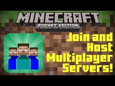 How to join your friends on minecraft pe