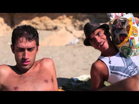 Chi Hai Incontrato In Spiaggia?