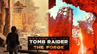 Shadow of the Tomb Raider - The Forge DLC Walkthrough (Solo)