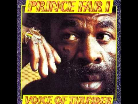 Prince Far I - Voice of Thunder (1981) Full Album