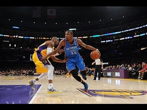 Kevin Durant's Unstoppable Show in Tinseltown