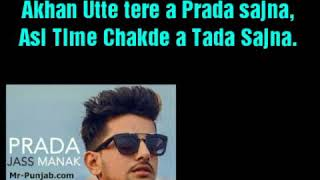 Prada by Jass mank WhatsApp Status