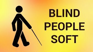 Soft for Blind People to Surf Web
