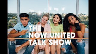 The Now United Talk Show - Episode 3