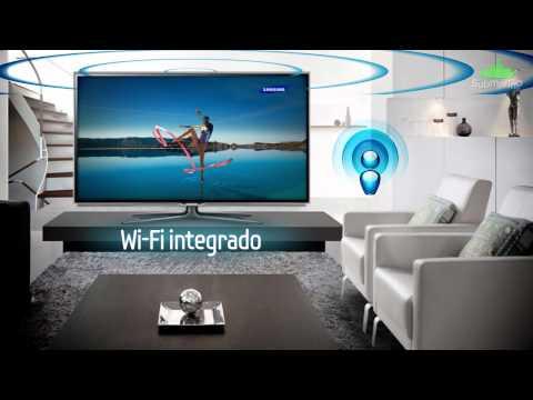 TV Samsung LED ES6500   Submarino.com.br