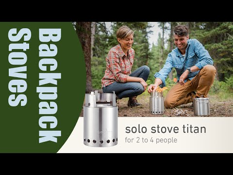 Top 5 Wood Burning Backpacking Stoves