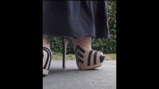 Styluxe High Heels (walking and stuff)