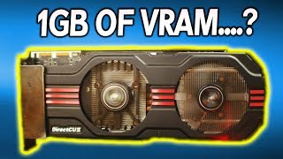 is 1GB of VRAM ENOUGH for PC Gaming in 2017...!?