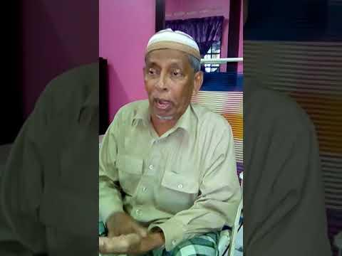 Barangsiapa tiada penyaksian tauhid.,tiadalah islam pada dirinya.(1)