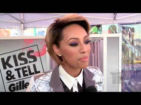 Keri Hilson Blushes Talking About Serge Ibaka! - HipHollywood.com
